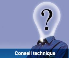 Conseil technique et propre logiciel