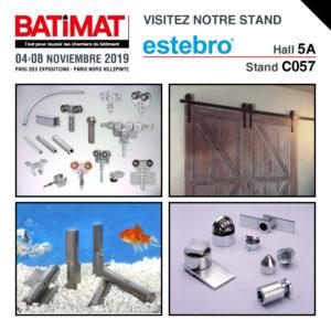Estebro Batimat 2019